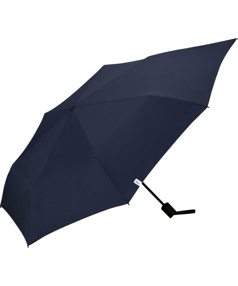 雨傘 折りたたみ傘 UNISEX バックプロテクトフォールディングアンブレラ