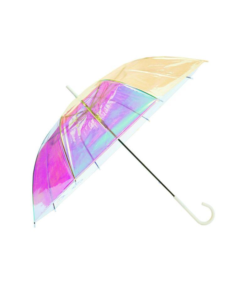 雨傘 ビニール傘 オーロラビニール傘